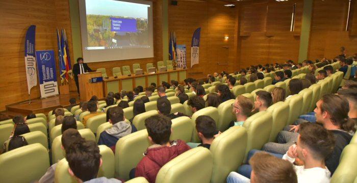 Număr record de elevi înscriși la concursurile organizate de Universitatea Politehnica Timișoara