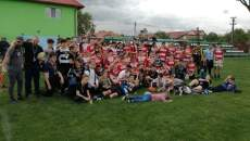 Rugby pentru juniori la Dumbrăvița