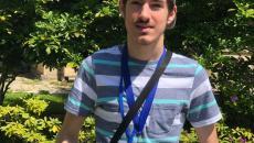 Vlad Oros elev olimpic