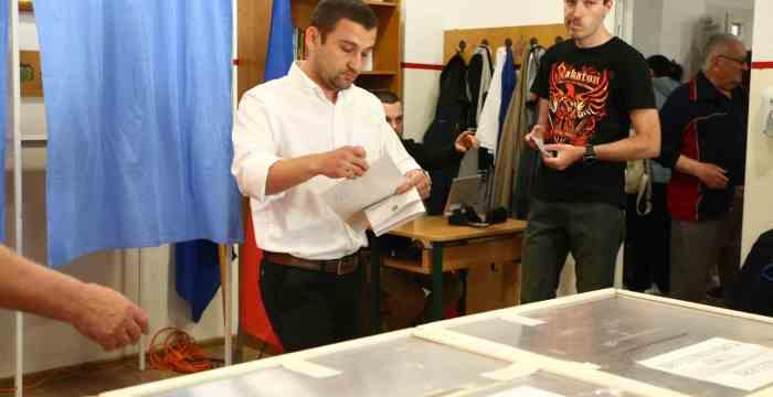 Liderii USR Timiș, la vot