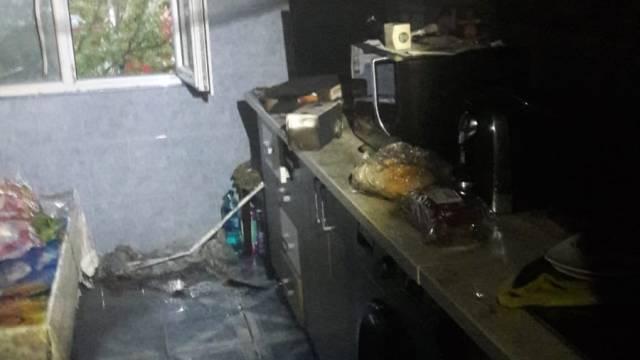Incendiu într-un apartament din Moldova Nouă