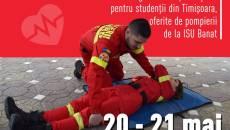 Curs de prim ajutor gratuit pentru studenți