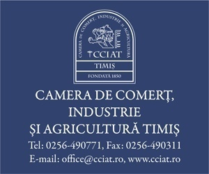 CCIAT - Camera de Comerț, Industrie și Agricultură TIMIȘ