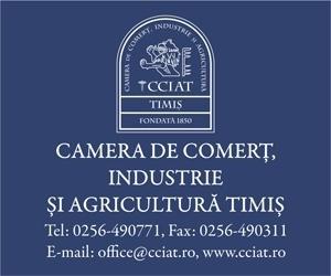 CCIAT - Camera de Comerț, Industrie și Agricultură TIMIȘ