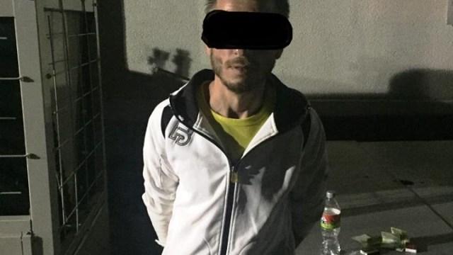 Bărbat suspectat că a înjunghiat o persoană, prins la Timișoara