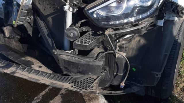 Accident rutier între Variaș și Gelu
