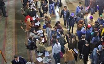 Bursa locurilor de muncă pentru persoane aflate în dificultate, la Timișoara
