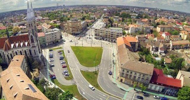 Piața Bălcescu