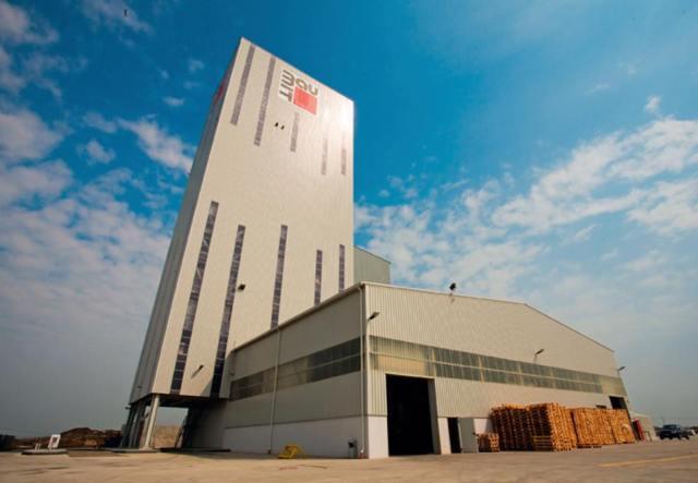 O fabrică Baumit ar urma să fie deschisă la Șag