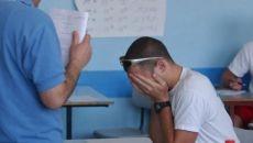 Elev eliminat din Bacalaureat. Foto: arhivă