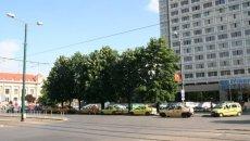 Stația de taxi - Hotel Continental