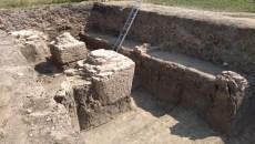 Arheolgii români şi maghiari realizează noi descoperiri de mare valoare la Mănăstirea Egres