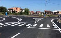 Sens giratoriu nou Tzara - Procopiu
