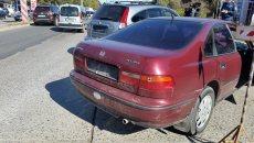 Șoferii care circulau fără plăcuțe de înmatriculare au fost sancționați