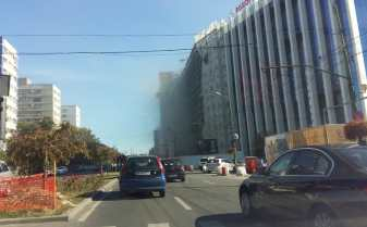 incendiu ISHO
