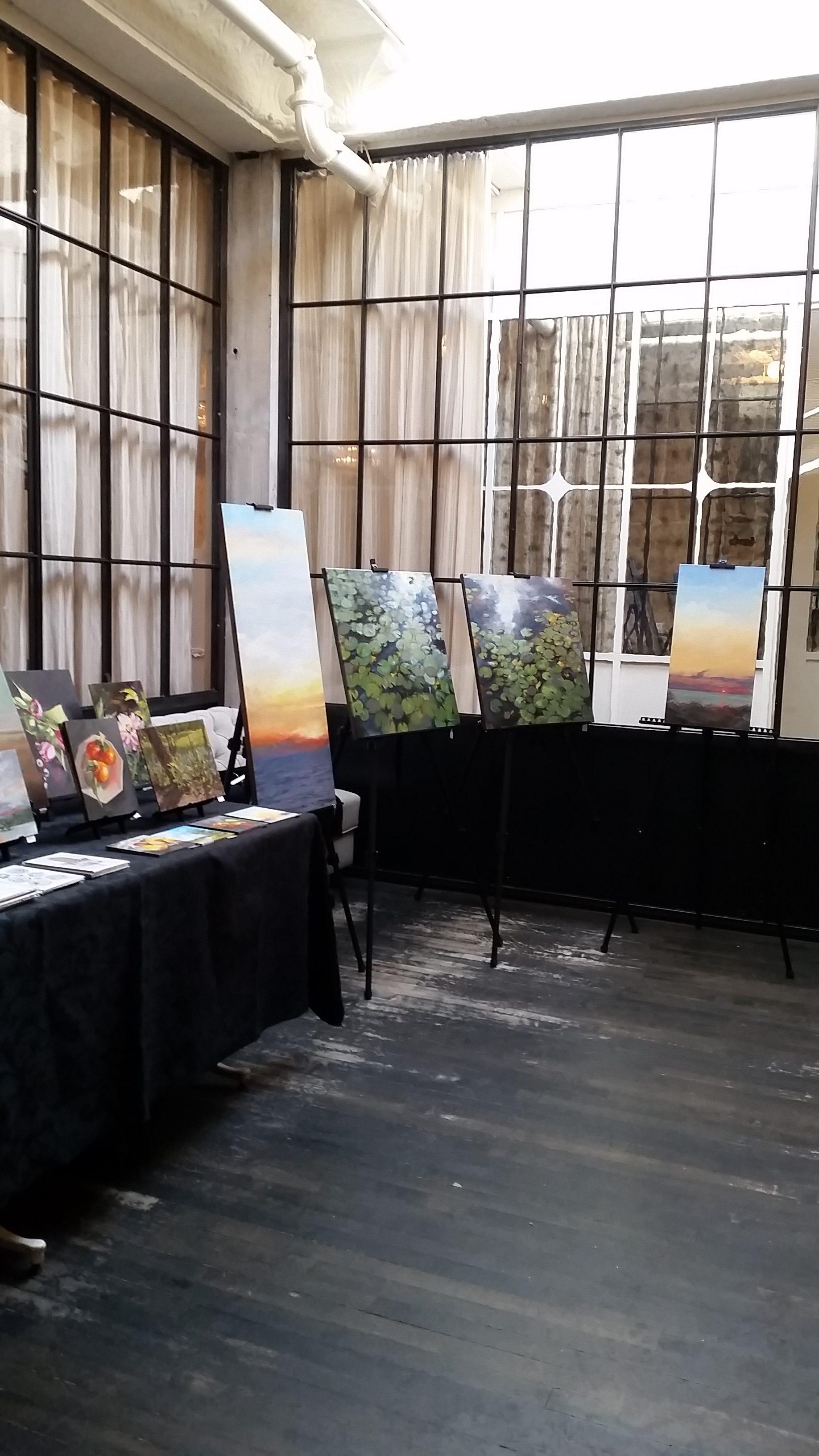Art show photo