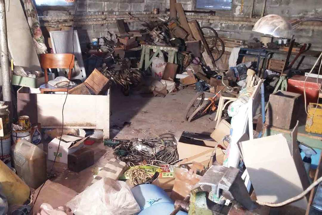 Débarras37 vide cave grenier et dépendance ou locaux professionnels sur Tours 37000 en Indre-et-Loire