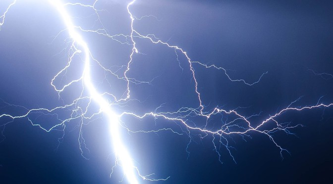 Five killed in Florida by lightning this year