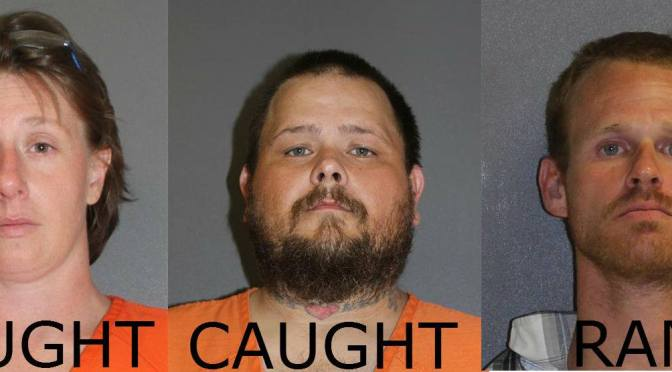'Scumbags' in DeBary elder crimes tracked down in N.C., Sheriff says
