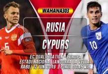 Prediksi Rusia vs Cyprus