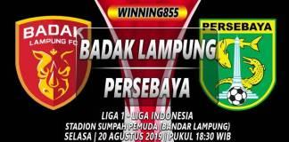 Prediksi Badak Lampung vs Persebaya Surabaya
