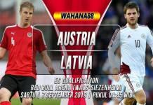 Prediksi Austria vs Latvia 7 September 2019