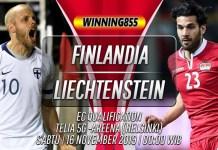 Prediksi Finlandia vs Liechtenstein 16 November 2019