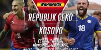 Prediksi Republik Ceko vs Kosovo 15 November 2019