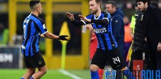 Jalani Debut, Eriksen Masih Harus Adaptasi dengan Inter
