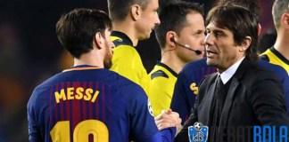 CEO Inter: Rekrut Messi Terlalu Utopis