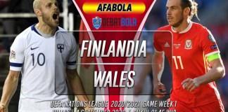 Prediksi Finlandia vs Wales 4 September 2020