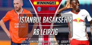 Prediksi Istanbul Basaksehir vs RB Leipzig 3 Desember 2020