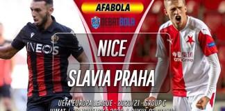 Prediksi Nice vs Slavia Praha 27 November 2020