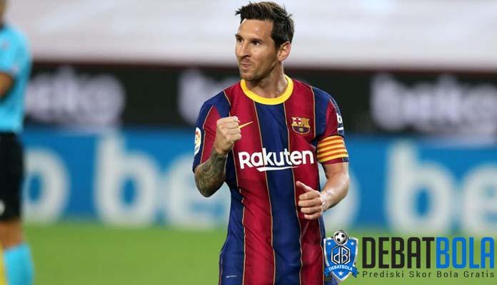 Lionel Messi Masuk Nominasi FIFA Meski Sedang Terpuruk