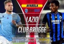 Prediksi Lazio vs Club Brugge 9 Desember 2020