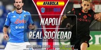 Prediksi Napoli vs Real Sociedad 11 Desember 2020