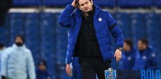 Lampard Berpisah Secara Emosional dengan Chelsea