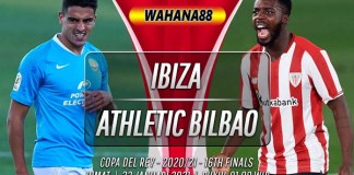 Prediksi Ibiza vs Athletic Bilbao 22 Januari 2021