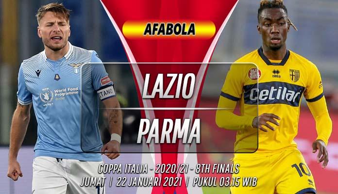 Prediksi Lazio vs Parma 22 Januari 2021