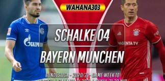Prediksi Schalke 04 vs Bayern Munchen 24 Januari 2021