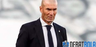 Zinedine Zidane Santai Real Madrid Tersingkir di Piala Spanyol