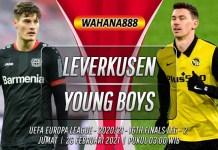 Prediksi Bayer Leverkusen vs Young Boys 26 Februari 2021