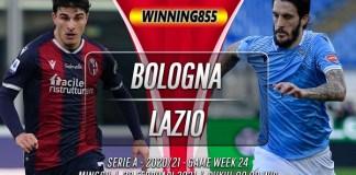 Prediksi Bologna vs Lazio 28 Februari 2021
