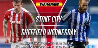 Prediksi Stoke City vs Sheffield Wednesday 17 Februari 2021