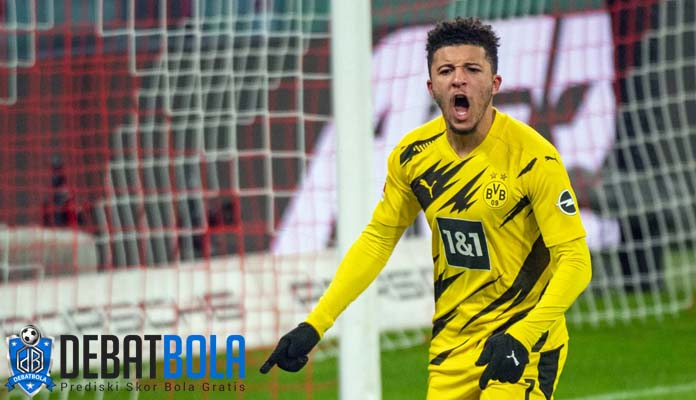 Cetak Rekor di Bundesliga, Terzic Puji Jadon Sancho