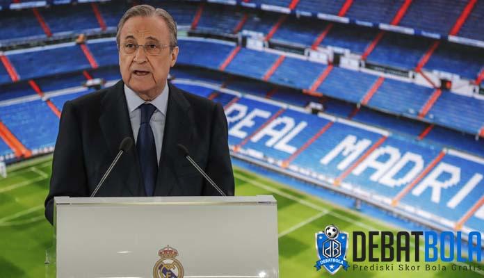 Florentino Perez: ESL untuk Menyelamatkan Sepakbola