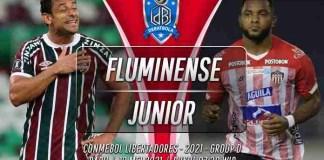 Prediksi Fluminense vs Junior 19 Mei 2021