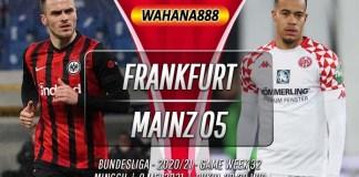 Prediksi Frankfurt vs Mainz 05 9 Mei 2021