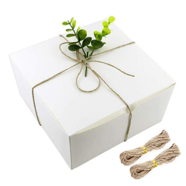 Cajas regalos bautismo diy