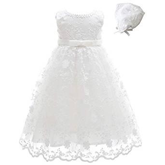 Vestido bautizo niña